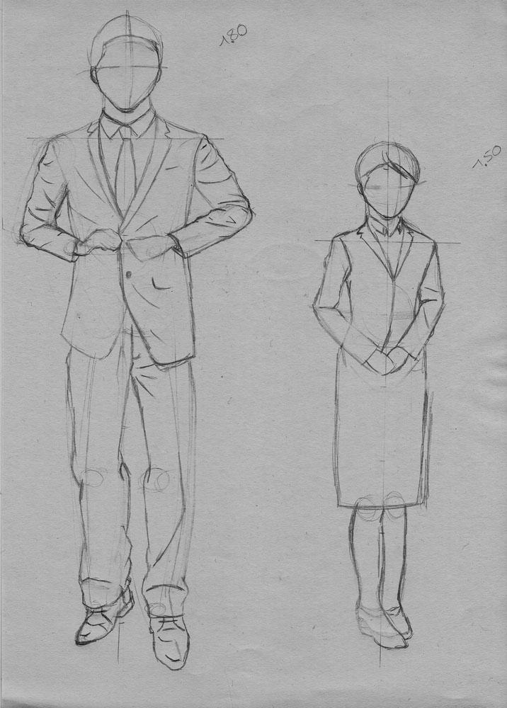 Arbeitskleidung Japan