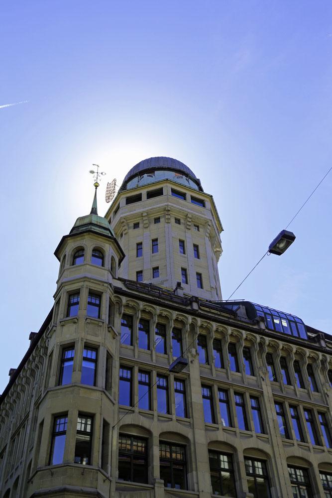 Tourismus Tourism Zürich