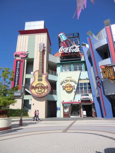Universal Studio Japan City Osaka