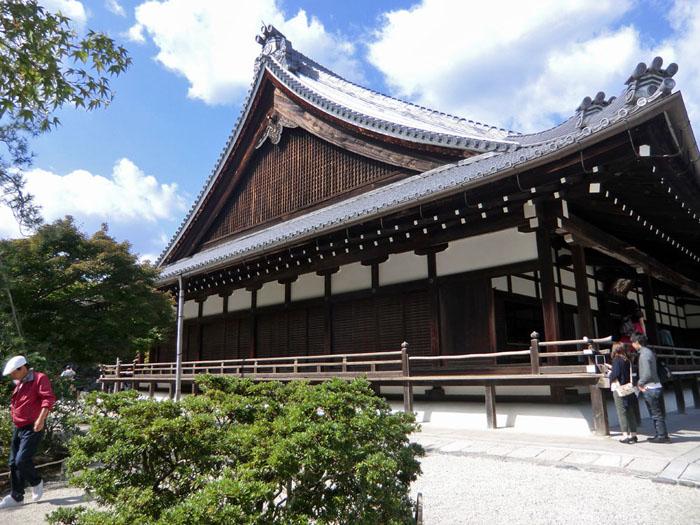 Arashiyama Tempel Bambuswald