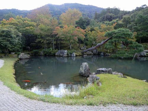 Arashiyama Bambuswald Tempel