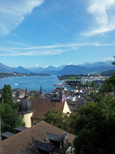 Switzerland, Japanese, Luzern, Lucerne, Schweiz