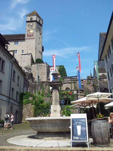 Switzerland, Japanese, Rapperswil, Schweiz